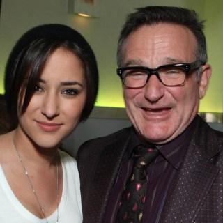 Robin Williams' Daughter Focused on Honoring Spirit