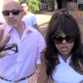 Naomi Campbell 'Sorry' for Grabbing Camera Outside Havana Hotel