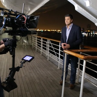 "Behind-the-Scenes of ""Escape: The Wreck of the Costa Concordia"""