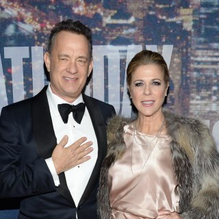 What Rita Wilson Wants Tom Hanks to Do to His Feet