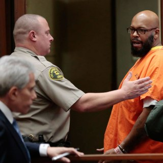 'Suge' Knight Goes to Hospital After Saying He Fired Lawyers