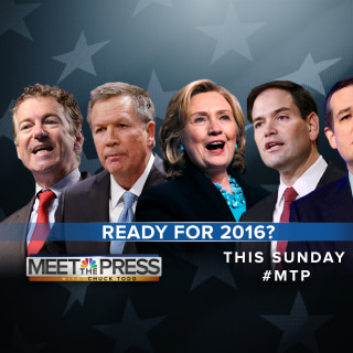 Sunday on MTP: Ready for 2016?