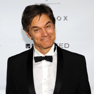 Dr. Oz Slams Critics, Says 'I'm Not Going Anywhere'
