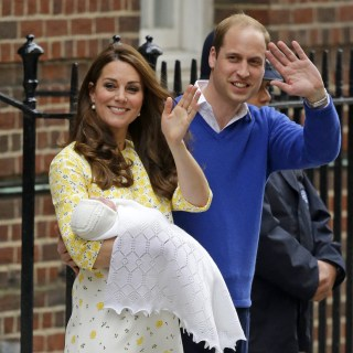 Princess Charlotte's Godparents Are Revealed Ahead of Christening