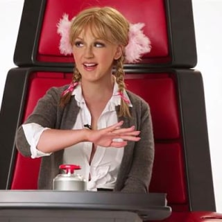 Watch Christina Aguilera Play Britney, Miley and More