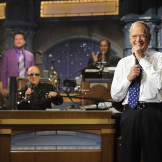 David Letterman Signs Off After 33 Years and 6,028 Broadcasts