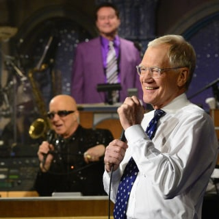 David Letterman's Final 'Late Show' brings emotional goodbyes, surprise guests