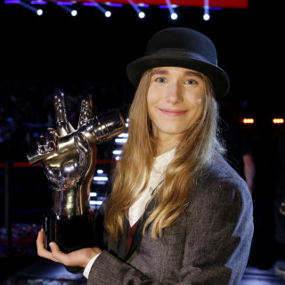 'Voice' Winner Sawyer Fredericks Ready to Get Back to Farm