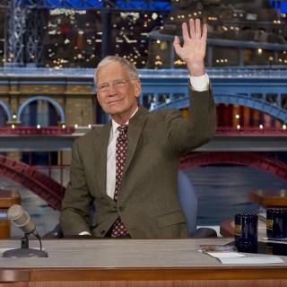 'I'll Miss Him': Jimmy Fallon Pays Tribute to David Letterman