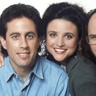 'Seinfeld' Reunion! Julia Louis-Dreyfus Joins 'Comedians in Cars'