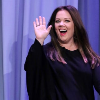 Melissa McCarthy Discusses Visit to 'Gilmore Girls' Set