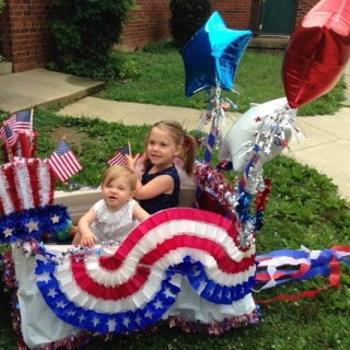 Kids Celebrate the 4th of July