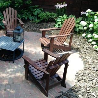 Backyard Beauty! Create Your Own Brick Patio