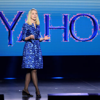 Marissa Mayer, Yahoo CEO, Says She's Expecting Identical Twin Girls
