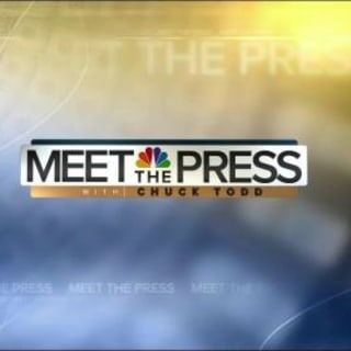 'Meet the Press' Programming Note