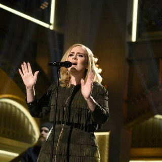 Adele Has Best Reaction to Forgetting Her Lyrics Onstage