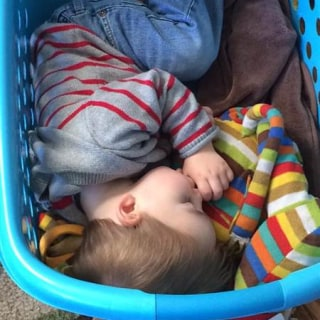 The 15 Funniest Places Where Kids Have Fallen Asleep