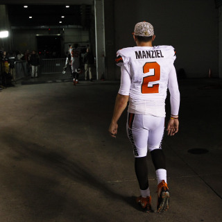 The Ballad of Johnny Football: How Manziel's Career Cratered