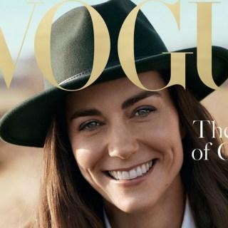 See Duchess Kate's Stunning British Vogue Photos