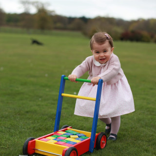See Cute New Photos of Princess Charlotte