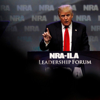 The NRA Comes to Trump's Aid - On the Air