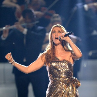 Celine Dion Wows in Emotional Performance at Billboards