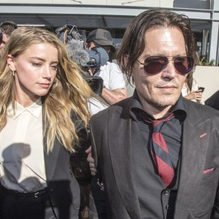 Judge Orders Johnny Depp to Stay Away From Estranged Wife Amber Heard
