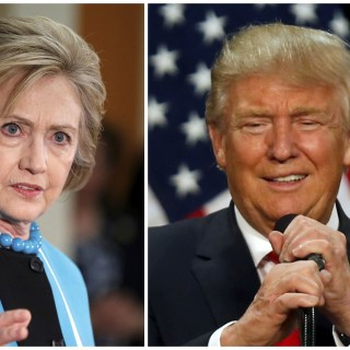 NBC/WSJ Poll: Clinton Leads Trump By 5 Points