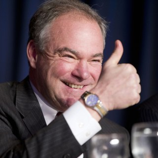 Kaine: 'Nobody Should Ever Say They're Ready' to Be President