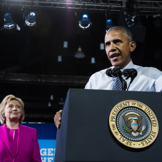 First Read: Obama Set to Make the Case for Clinton
