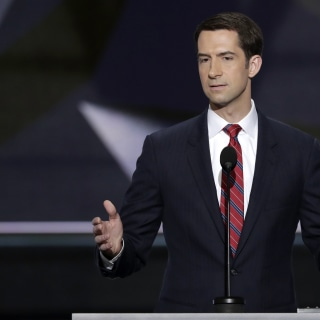 Cotton on Russia Inquiry: 'Getting Ahead of Ourselves' to Call for Special Prosecutor