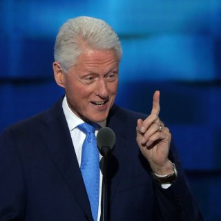 Bill on Hillary Clinton: 'The Best Darn Change-Maker I've Ever Met'