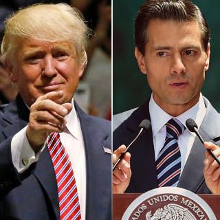 Donald Trump's Strange, Surprise, Last-Minute Jaunt to Mexico