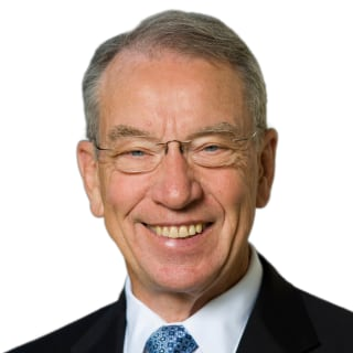 Image: Chuck Grassley