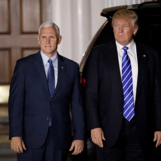 Mike Pence: Trump's Taiwan Call Was Just 'Courtesy'