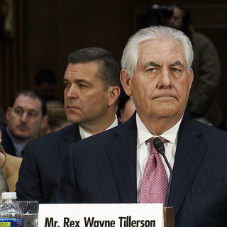 Secretary of State Nominee Rex Tillerson Advances Out of Committee