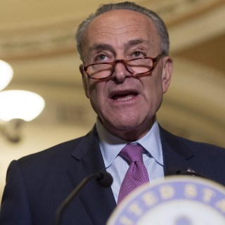 Schumer Says All 48 Democrats Are On Board With Health Care Deal