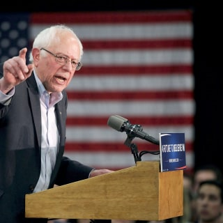 Bernie Sanders lashes out at Congress over gun control after Santa Fe, Texas, shooting