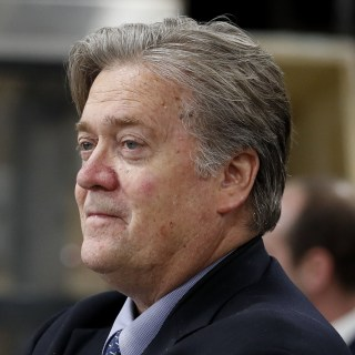 First Read's Morning Clips: Bannon Digging In