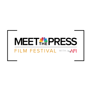 Meet the Press Film Festival with AFI Announces Film Selections