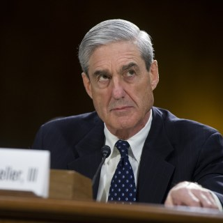 Poll: Robert Mueller remains popular — unless you're a Republican