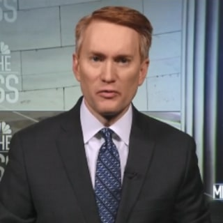 GOP Sen. Lankford has 'no issue' with stronger gun background checks