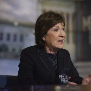 GOP Sen. Collins slams Comey for releasing memoir during Russia probe