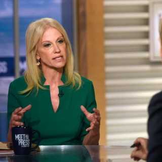 Kellyanne Conway: 'Nobody likes' policy separating migrant kids at the border