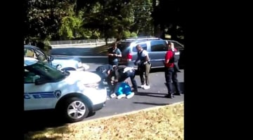 ... Wife's Video Shows Deadly Encounter Between Keith Scott and Police ...