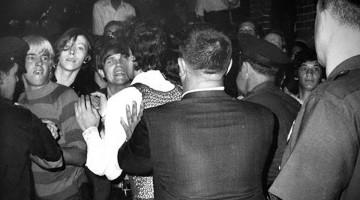 flashback stonewall inn riots of 1969 nbc news