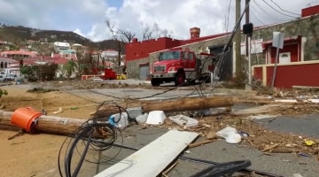 Residents Of St Thomas In US Virgin Islands Face Shortages - Mental health needed in us virgin islands on a map