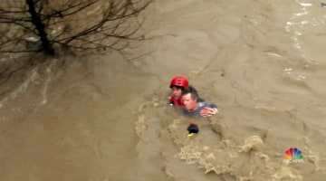 Weather news photos videos on natural disasters severe weather powerful storm slams california bringing flooding rescues and evacuations nightly news stopboris Image collections
