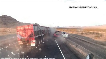 Man says he was 'driving drowsy' in deadly Las Vegas car crash - NBC