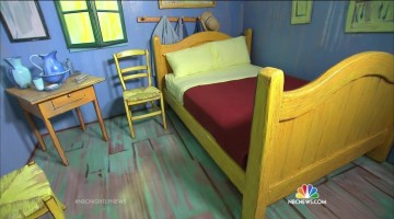You Can Now Sleep in Vincent Van Gogh\'s Painting \'The Bedroom ...